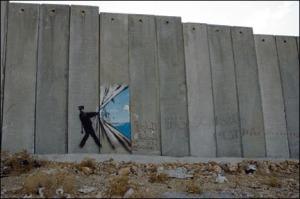 guerrilla-art-palestine-wall-banksy