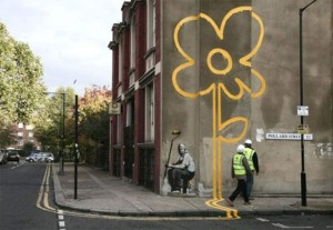 street-art-banksy-flower